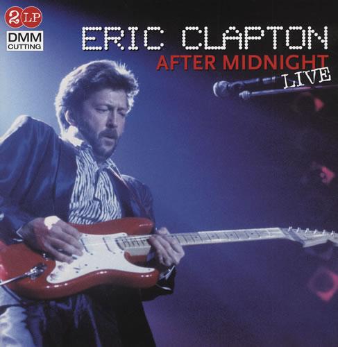 Cocaine Live Eric Clapton: After Midnight Live (Double LP