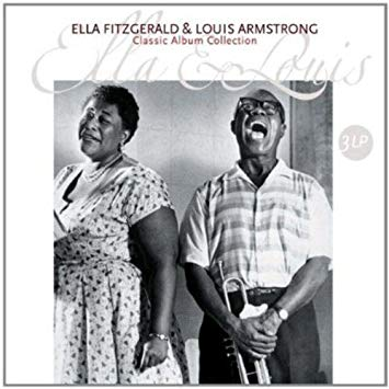 Ella fitzgerald louis armstrong all