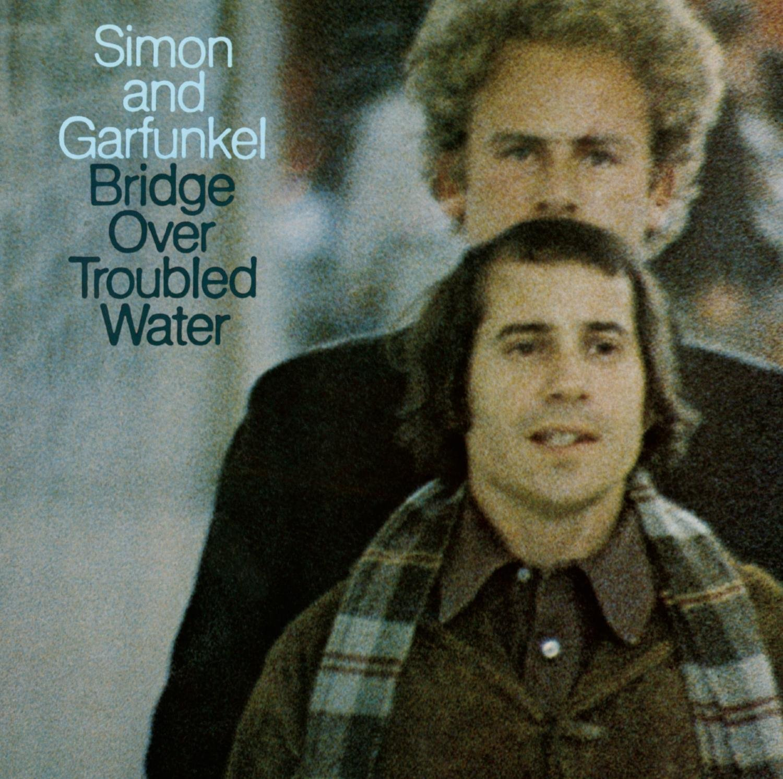 Simon Garfunkel Bridge Over Troubled Water