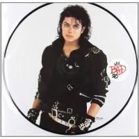 Michael Jackson  - Bad (25 Anniversary Picture Vinyl)