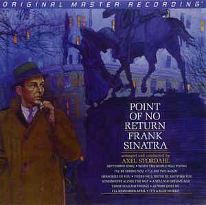 Frank Sinatra – Point Of No Return