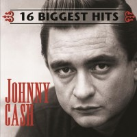 Johnny Cash ‎– 16 Biggest Hits