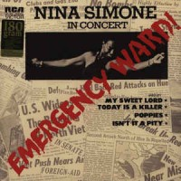 Nina Simone ‎– In Concert - Emergency Ward