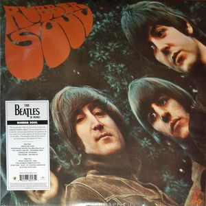 The Beatles Rubber Soul Mono