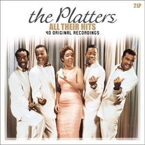 The Platters All Their Hits 40 Original Recordings