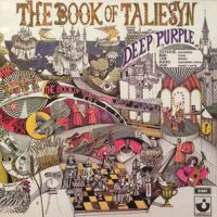 Deep Purple ‎– The Book Of Taliesyn