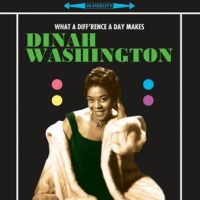 Dinah Washington – What A Diff'rence A Day Makes