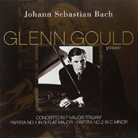 Gould, Glenn Bach- Italian Concerto