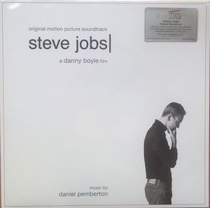 Original Motion Picture Soundtrack Steve Jobs Daniel