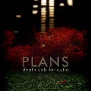 Death Cab For Cutie ‎– Plans
