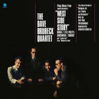 The Dave Brubeck Quartet - Plays Music From West Side Story