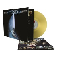 Star Wars - Episode VI - Return Of The Jedi Soundtrack, Limited Gold Edition
