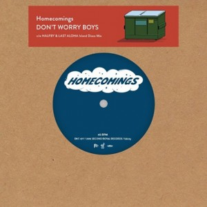 Homecomings - Dont Worry Boys