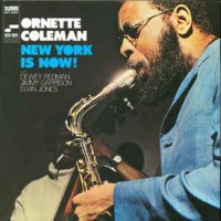 Ornette Coleman ‎– New York Is Now