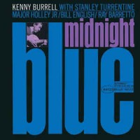kenny burrell mid night blue