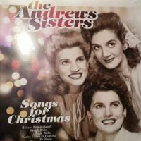 the andrews sisters song for christmas