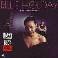 Billie Holiday With Ray Ellis And His Orchestra – Last Recording