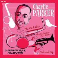 Charlie Parker - 3 Original Albums