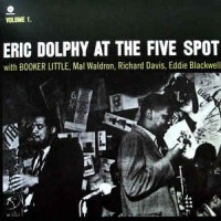 Eric dolphy at the five spot