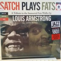 Louis Armstrong And His All-Stars ‎– Satch Plays Fats- A Tribute To The Immortal Fats Waller By Louis Armstrong And His All-Stars