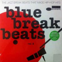 blue break beats vol2