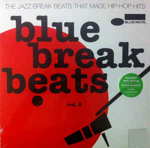 blue break beats vol2
