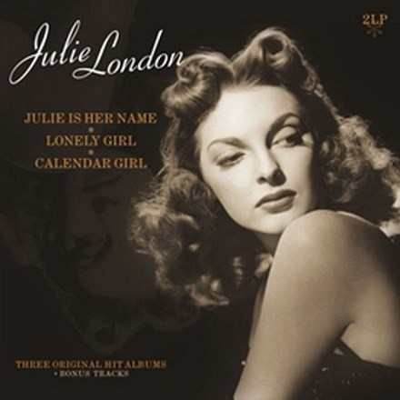 Julie London 3 Original Hit Albums