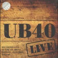 ub40 clear vinyl