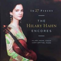 In 27 Pieces- The Hilary Hahn Encores