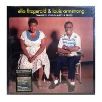 Ella Fitzgerald & Louis Armstrong – Complete Studio Master Takes