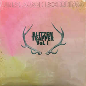 Rsd Blitzen Trapper Unreleased Recordings Vol 1