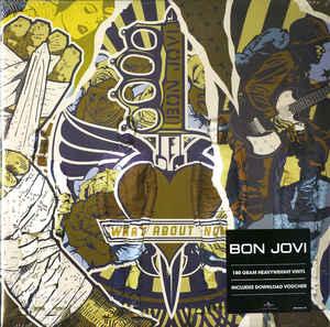 Bon Jovi What About Now