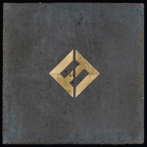 foofighters concrete and gold