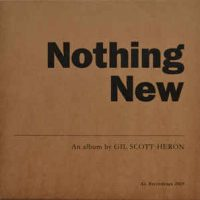 nothing now