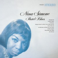 Nina Simone ‎- Pastel Blues