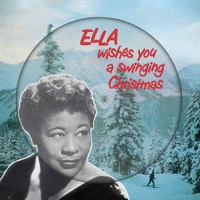 Ella Fitzgerald ‎– Ella Wishes You A Swinging Christmas