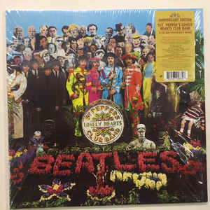 The Beatles Sgt Pepper S Lonely Hearts Club Band 2017