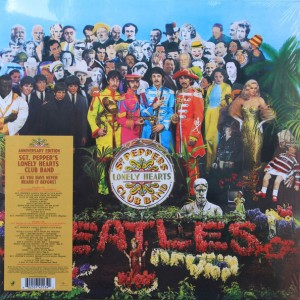 The Beatles - Sgt. Pepper's Lonely Hearts Club Band (2017 Stereo Mix)