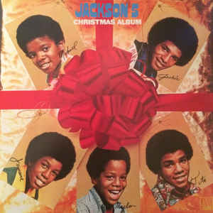 The Jackson 5 ‎– Jackson 5 Christmas Album