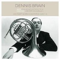 Dennis Brain - Mozart Horn Concertos Nos. 1-4 Vinyl LP