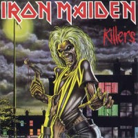 Iron Maiden ‎– Killers