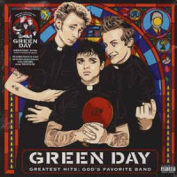 Green Day ‎– Greatest Hits- God's Favorite Band