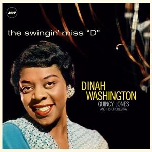 JWR4589 DINAH WASHINGTON SWINGIN' MISS D.indd