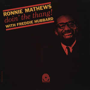Ronnie Mathews With Freddie Hubbard