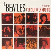 The Beatles - Concierto En Madrid