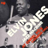 The Elvin Jones Jazz Machine