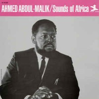 Ahmed Abdul-Malik ‎– Sounds Of Africa