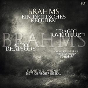 Ein Deutsches Requiem:Tragic Overture:Alto Rhapsody