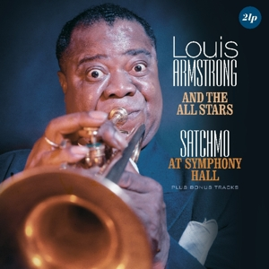 Satchmo At Symphony Hall