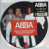 ABBA ‎– Take A Chance On M